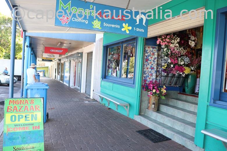 thursday island shop