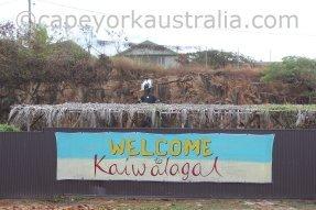 thursday island welcome