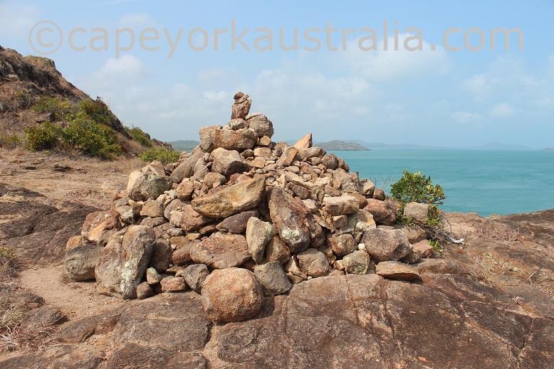tip of australia cairn