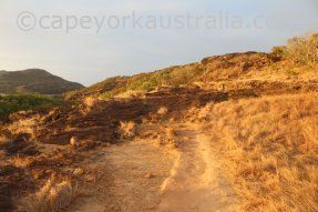 tip of australia top walk start