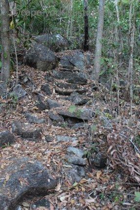 finch bay walk steep
