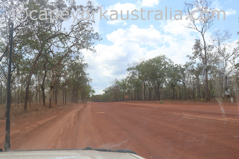 weipa road late 2020