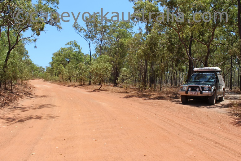 punsand bay track northern end