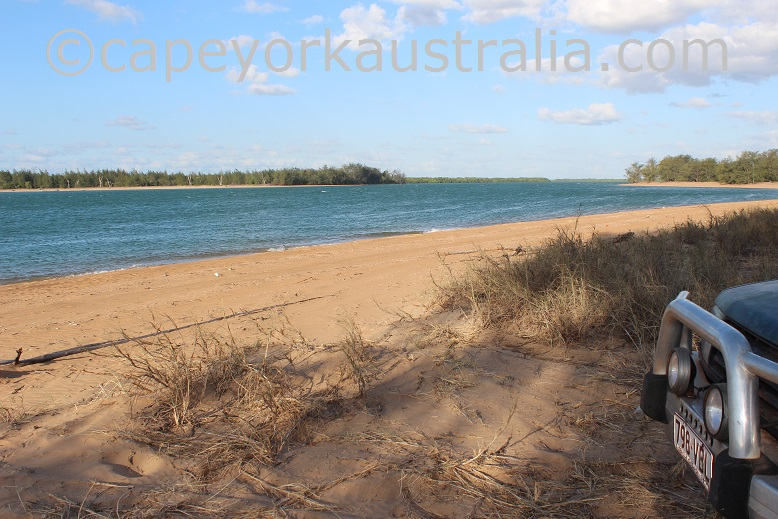 skardon river mouth