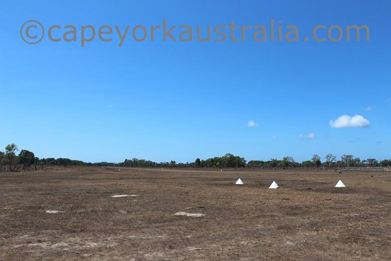 silver plains airfield