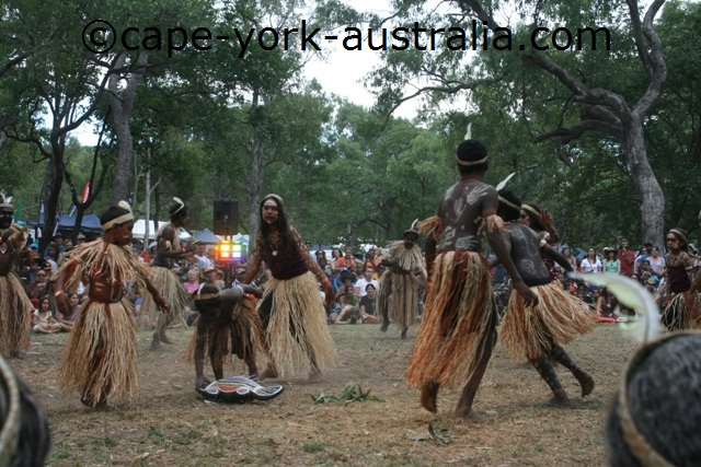 lockhart river dancers
