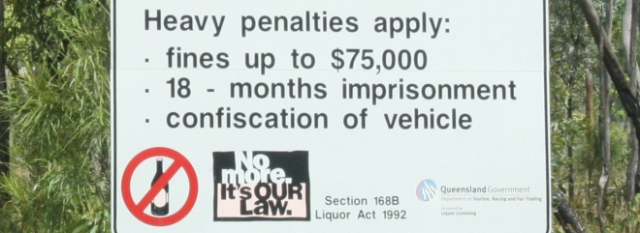 alcohol restrictions penalties