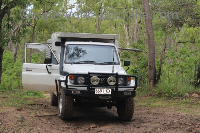 4wd 79 series landcruiser