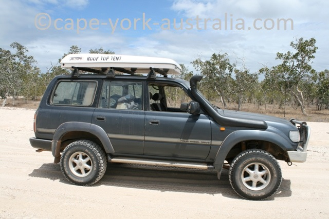 4wd landcruiser 80 series