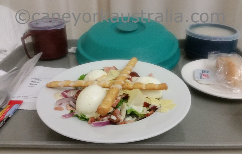 cairns hospital meal