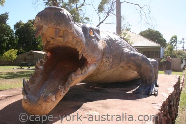 normanton big croc