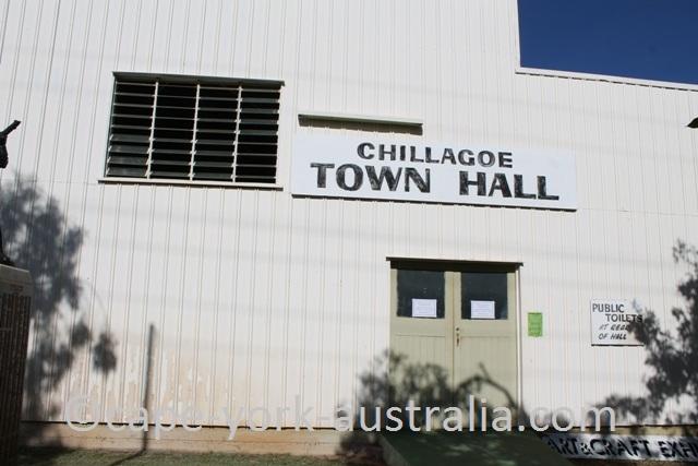 chillagoe town hall