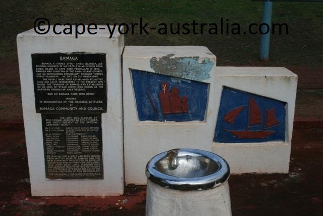 bamaga history
