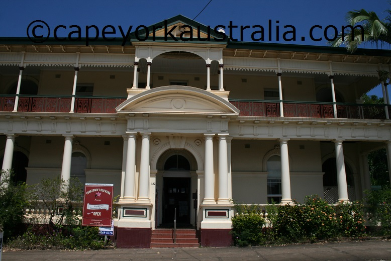 cooktown old bank