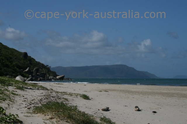 finch bay cooktown