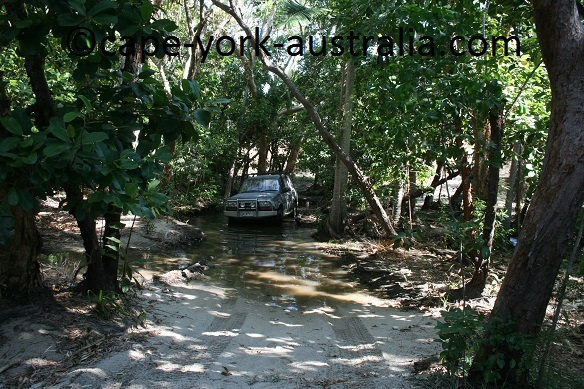 cape melville creek