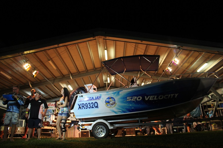 weipa fishing classic first prize