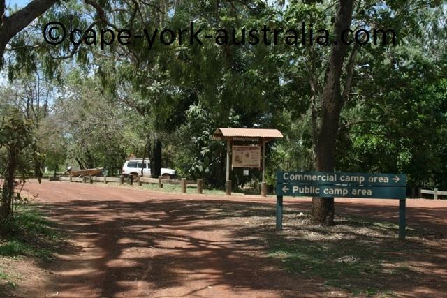 lakefield kalpowar camping