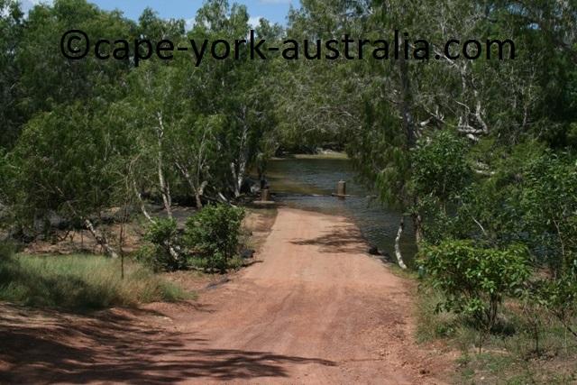 lakefield kalpowar crossing