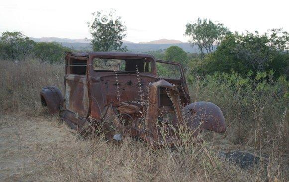 mount mulligan hodgkinson goldfields