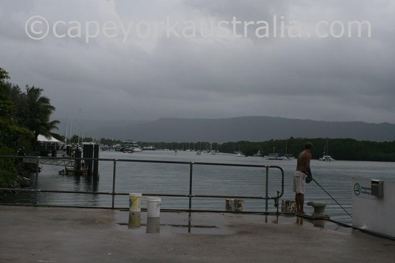 fishing port douglas pier
