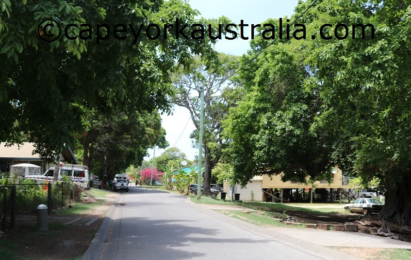 murray island street
