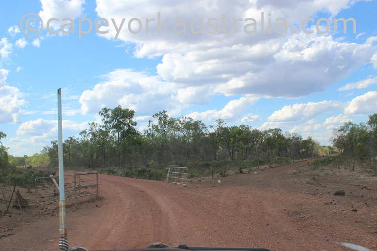 kendall river road gate
