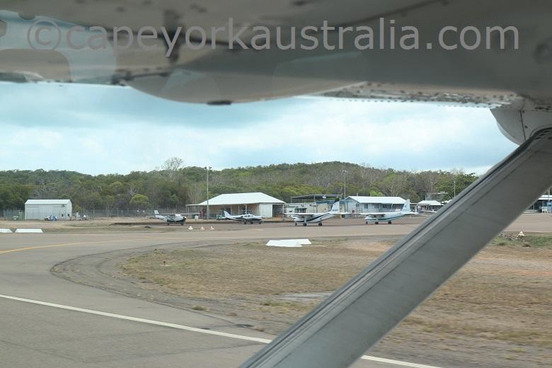 horn island airport