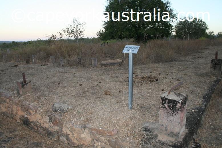 mount mulligan ruins