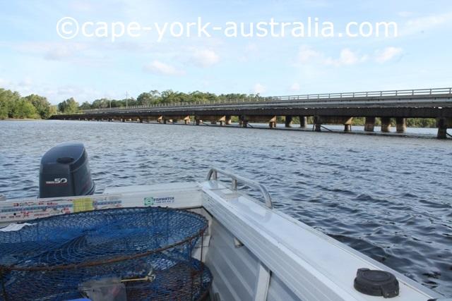 annan river old bridge