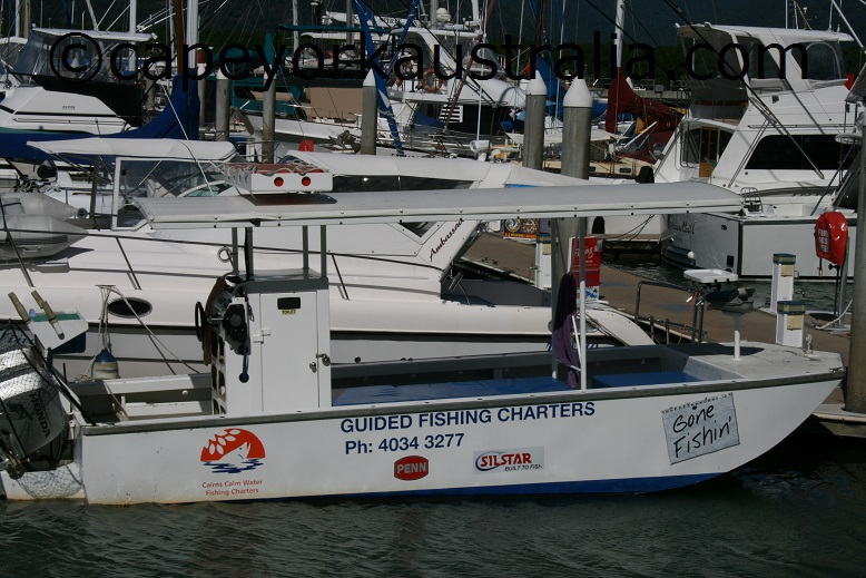 cairns fishing tours