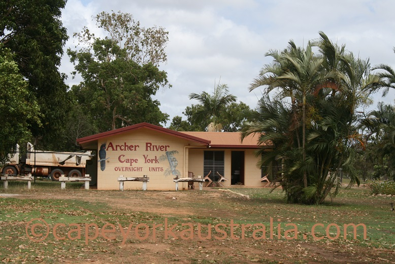 archer river roadhouse accommodation