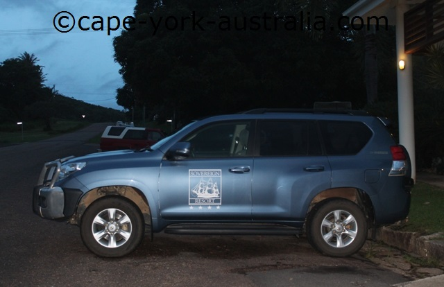 cooktown 4wd hire