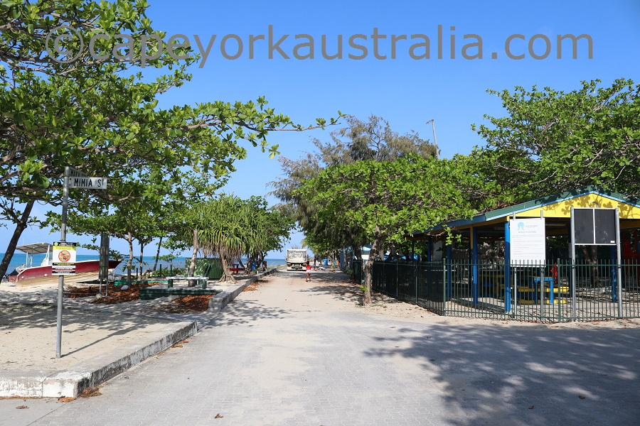 coconut island street