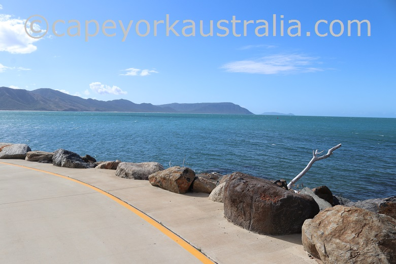cooktown foreshore views