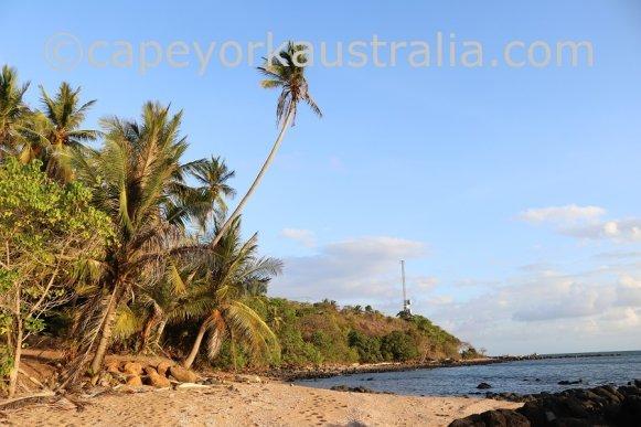 darnley island beach