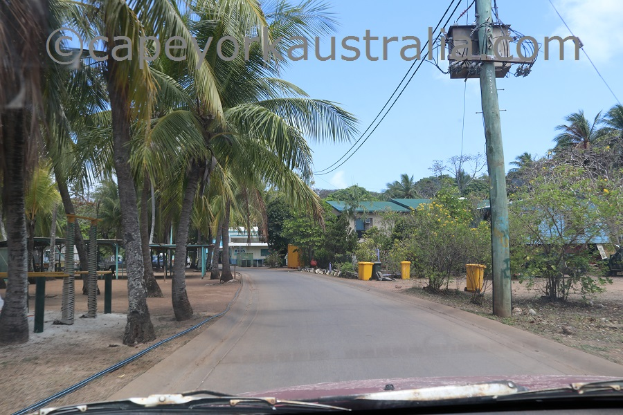 erub island street