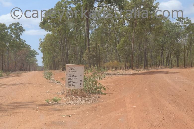 fairview to wrotham road kimba turnoff