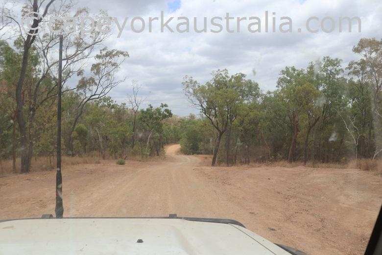 fairview to wrotham road to whites creeek road
