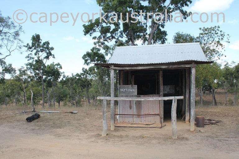 maytown miners hut
