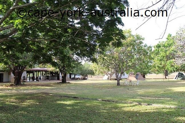 merluna station camping ground