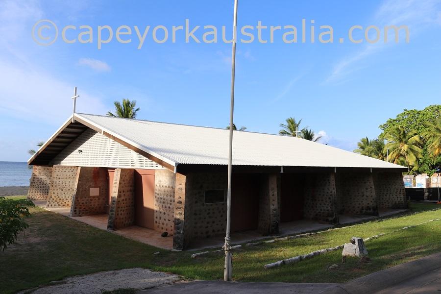 murray island church