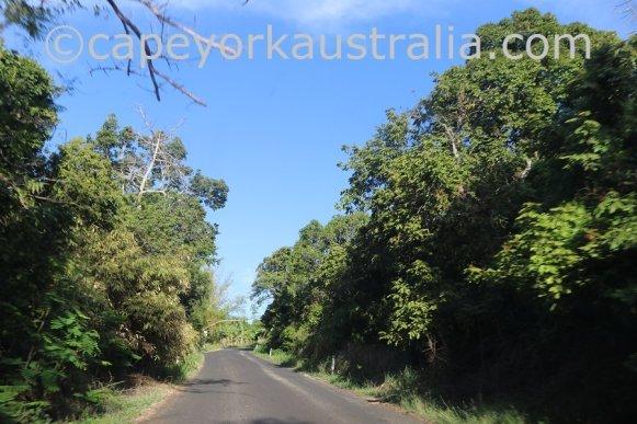 murray island road