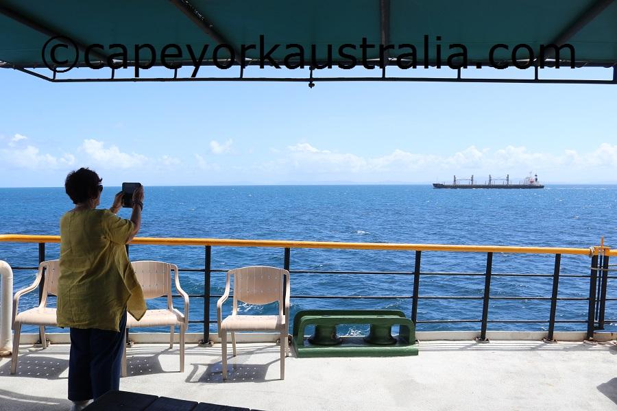 seaswift back deck