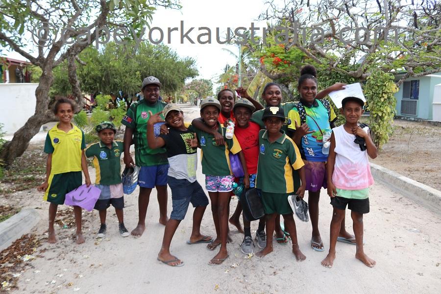 warraber island kids