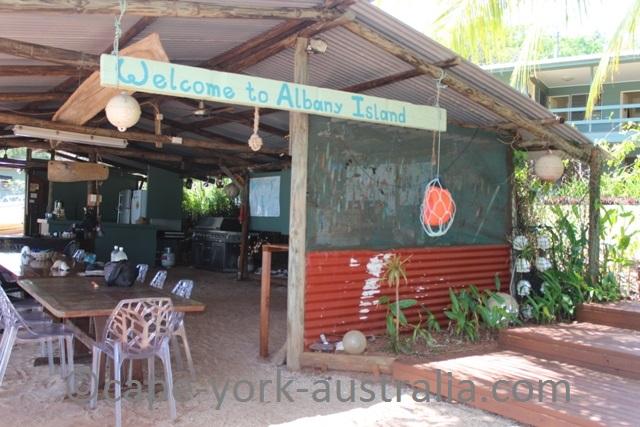 albany island australia