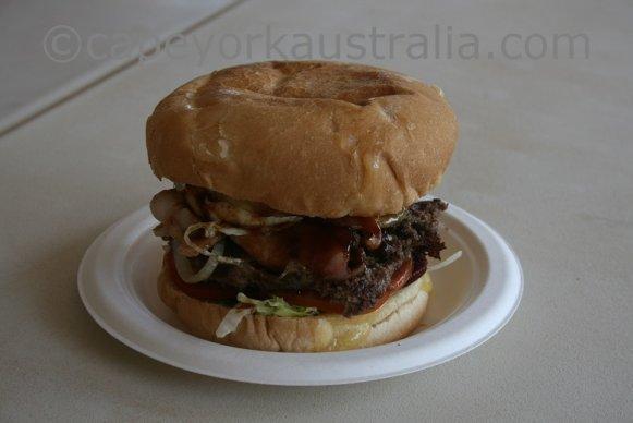 archer burger
