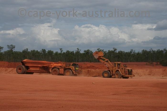 bauxite mining australia