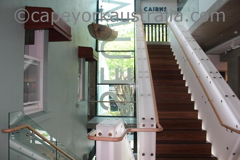 cairns museum top level