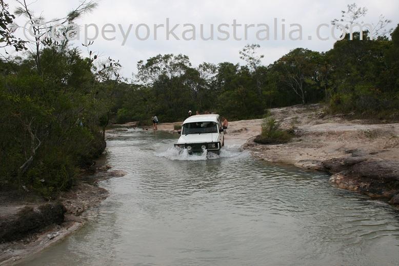 canal creek crossing
